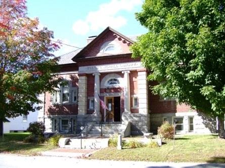 Rumney Library, Rumney, NH