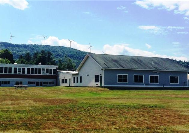 Russell Elementary School, Rumney, NH