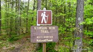 Stinsonn Mtn Trail, Rumney, NH