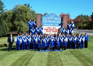 Interlakes High School Band, Sandwich, NH