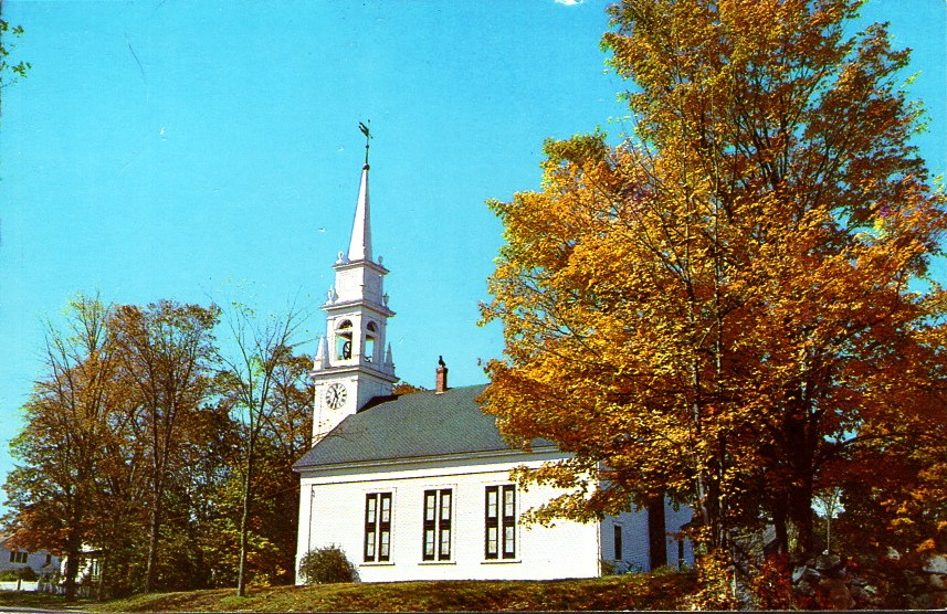 Sandwich Baptist Church, Sandwich, NH