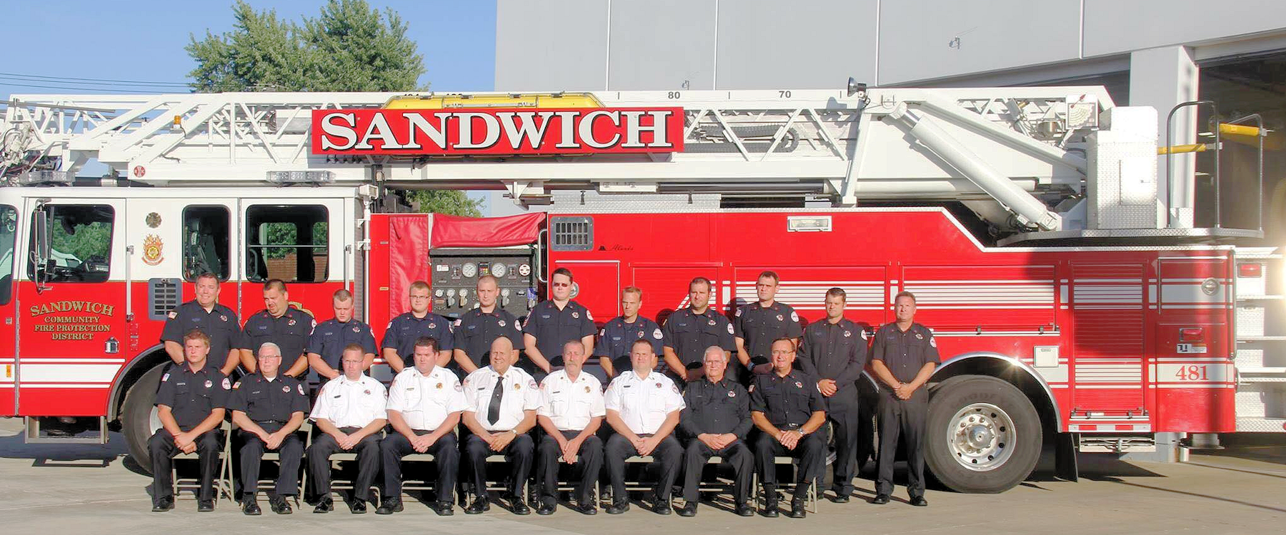 Sandwich Fire Department, Sandwich, NH