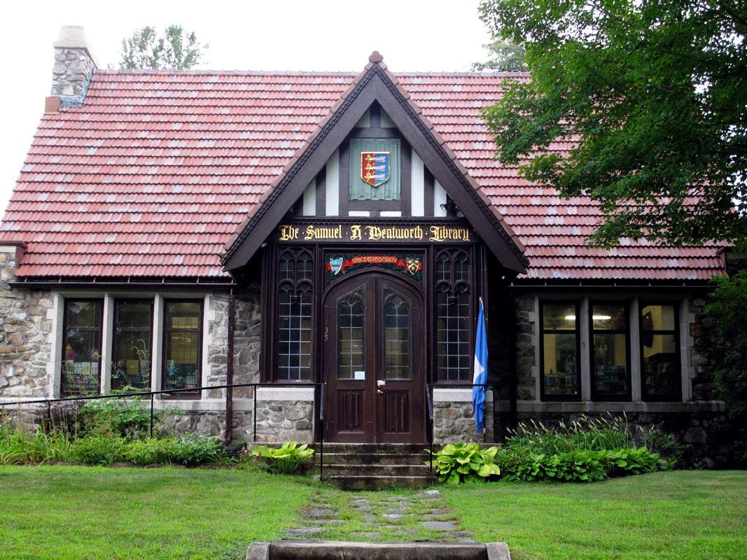 Sandwich Library, Sandwich, NH