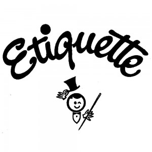 eight rules of guest etiquette