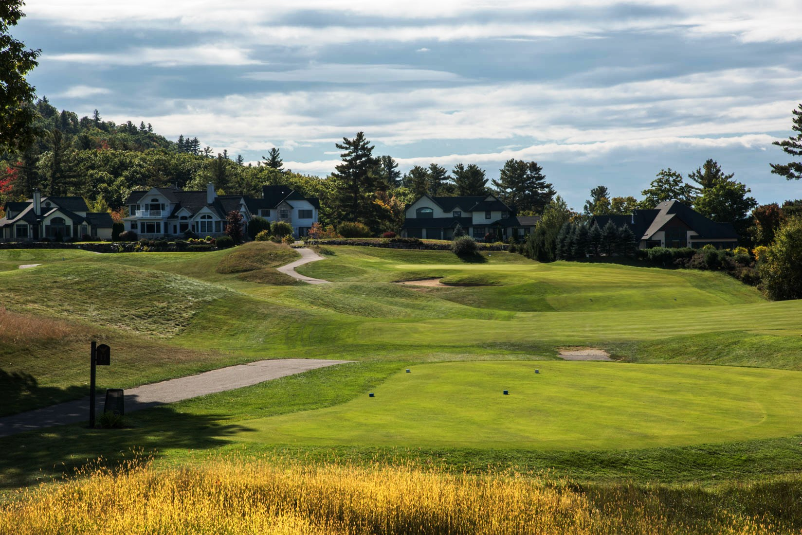 Owl's Nest Golf Course, Thornton, NH