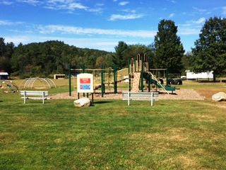 Warren Village School Playground, Warren, NH