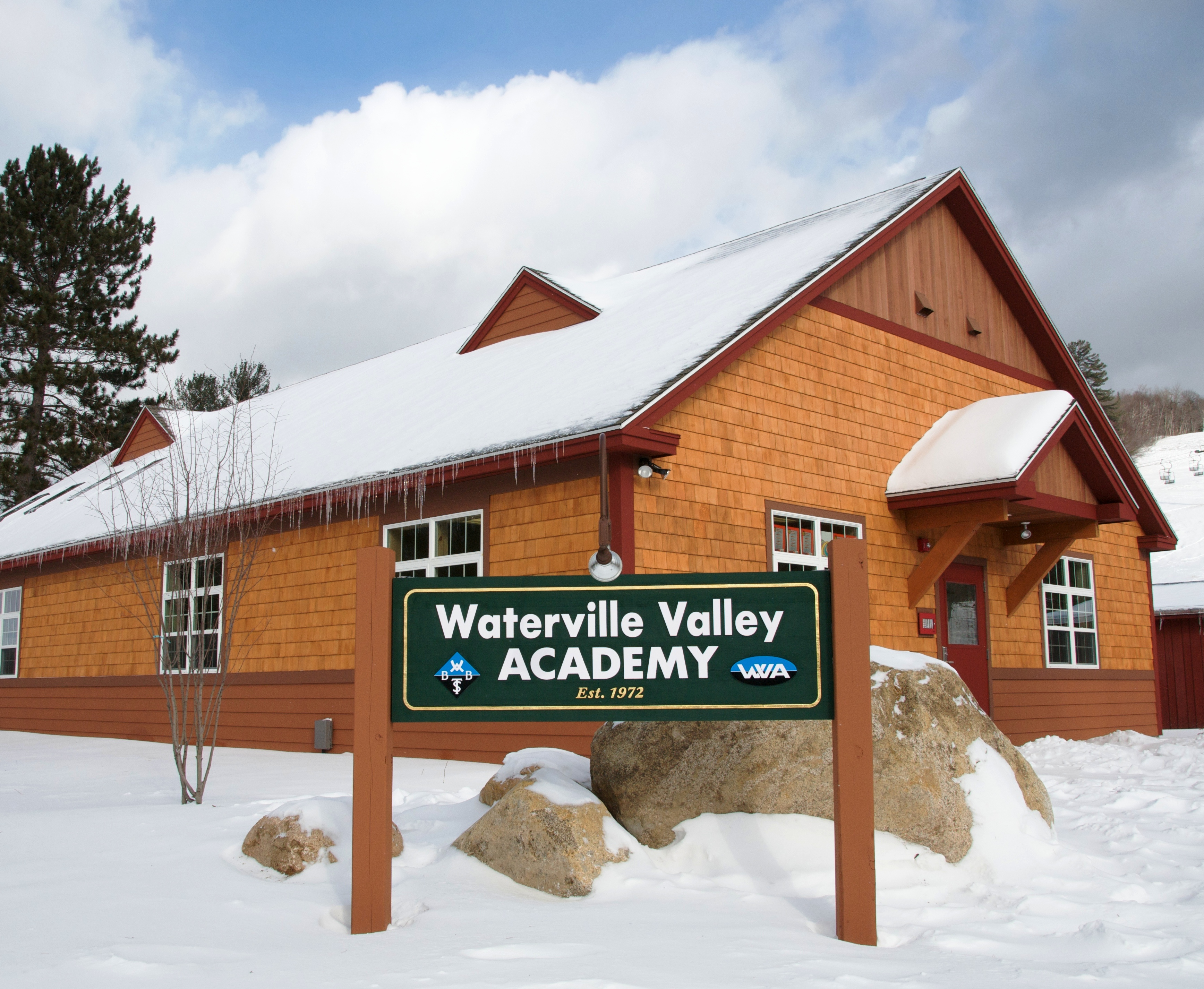 Waterville Valley Academy, Waterville Valley, NH