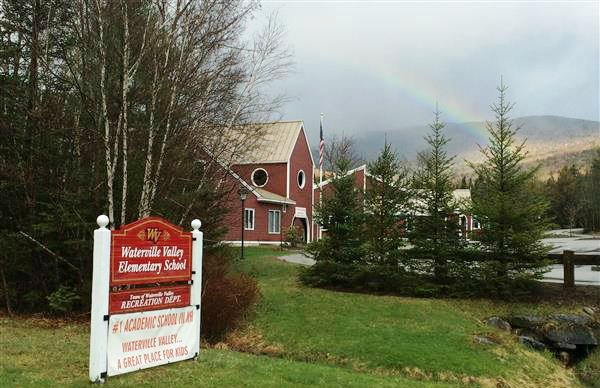 Waterville Valley Elementary School, Waterville, NH