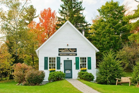 Waterville Valley Library, Waterville Valley, NH