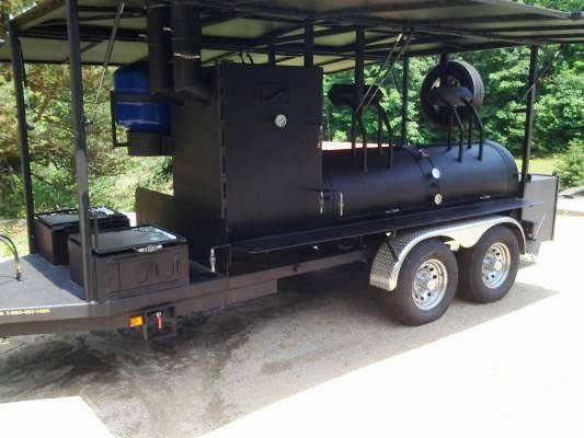 Smokin Bear BBQ, Wentworth, NH