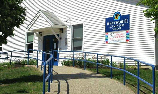 Wentworth Elementary School, Wentworth, NH