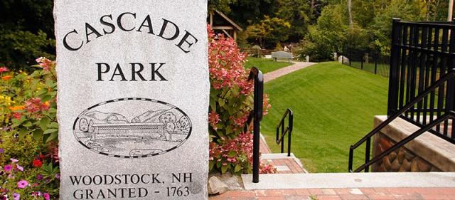 Woodstock, NH Cascade Park