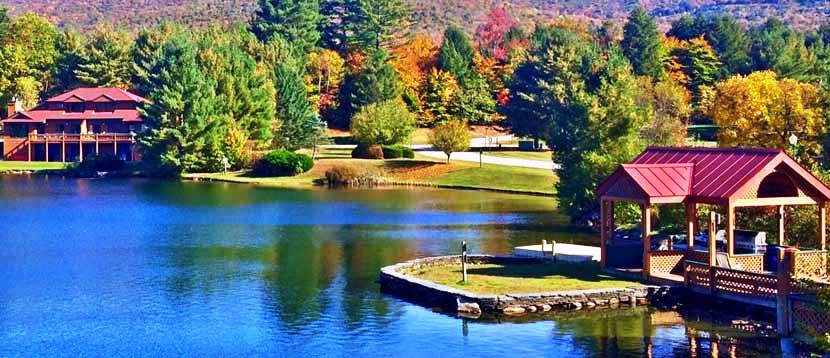 Deer Park Resort, Woodstock, NH