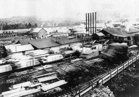 Franconia Papermill