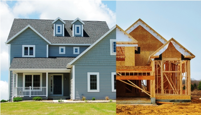 New Construction vs Existing Home