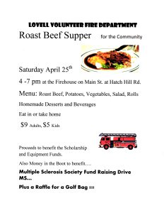 2015 LVFD Roast Beef Supper 616