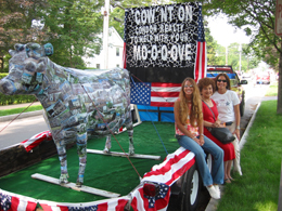 Condon Realty Team Float 2007