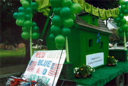 Condon Realty Green Float 2008