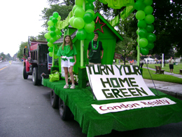 Condon Realty Turn Your Home Green Float