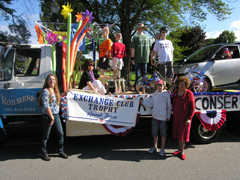 Condon Realty Float 2009