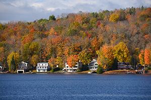 Waterfront Properties in Vermont
