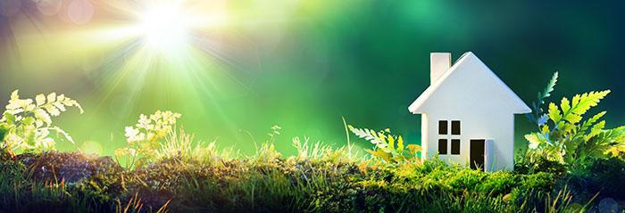 Green Home - Solar Home
