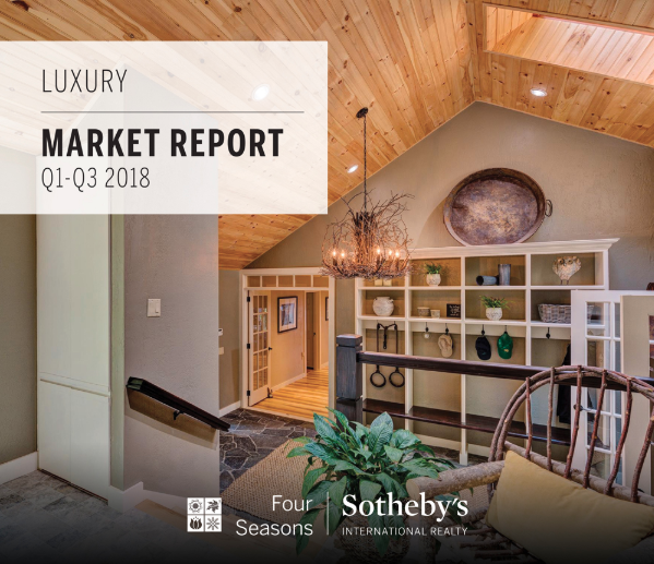 2018 Four Seasons Luxury Market Report Q1-Q3