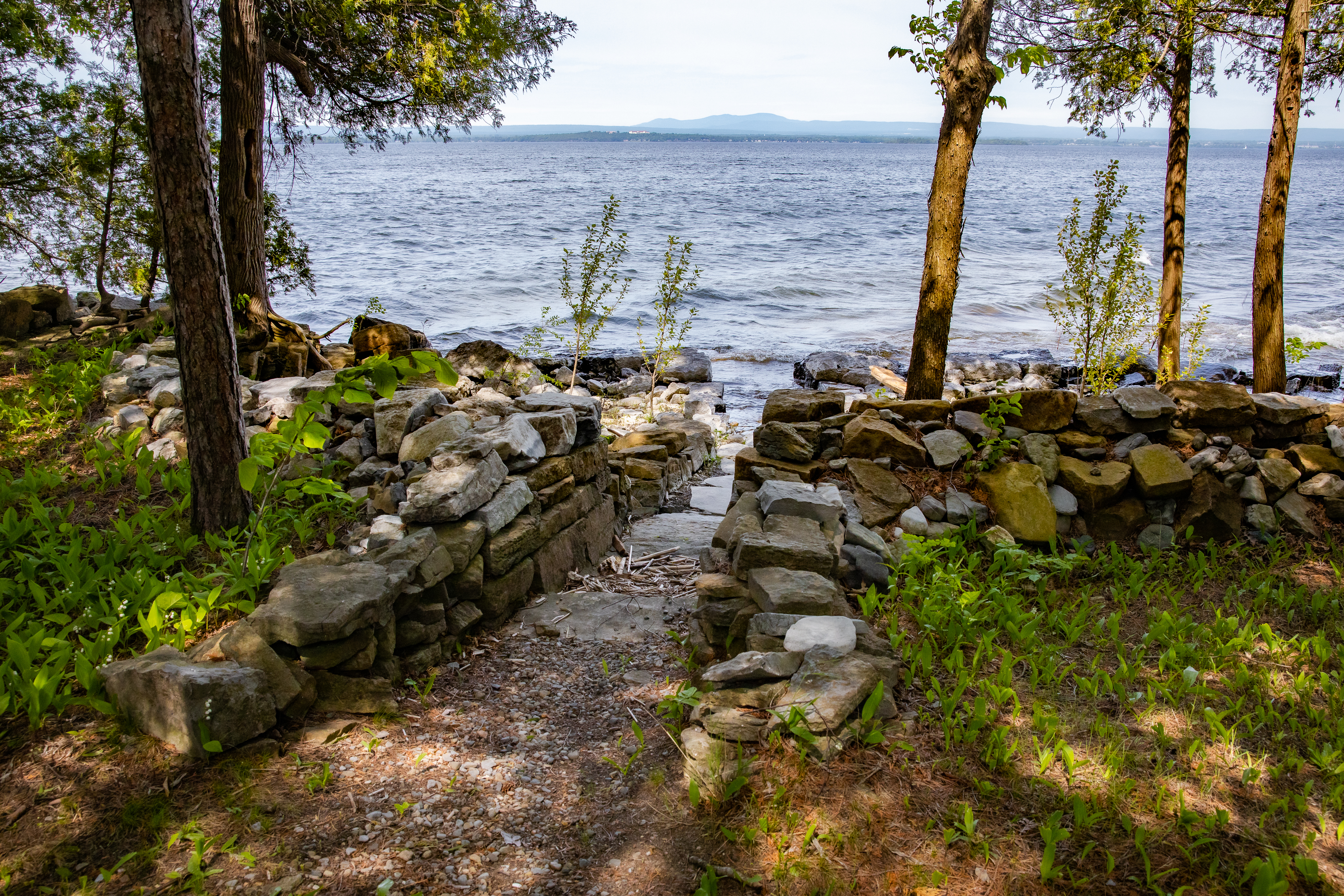 341 West Shore Road - View