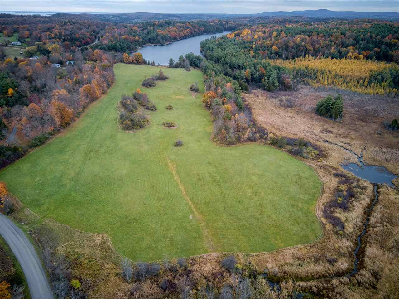 Land on Bebe Hill in Milton VT