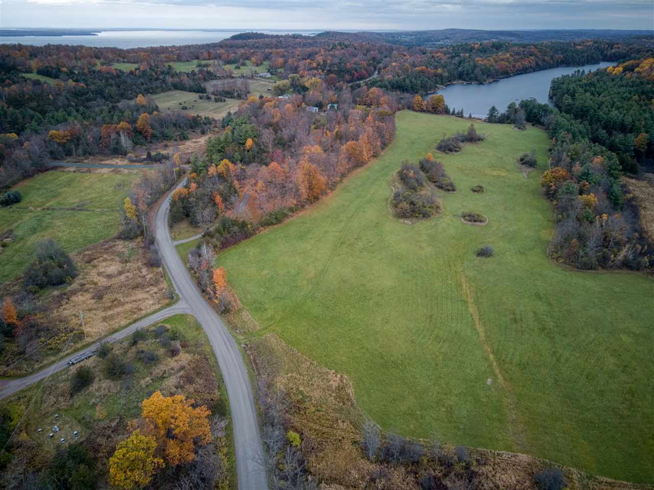 Land in Milton Near Lake Champlain