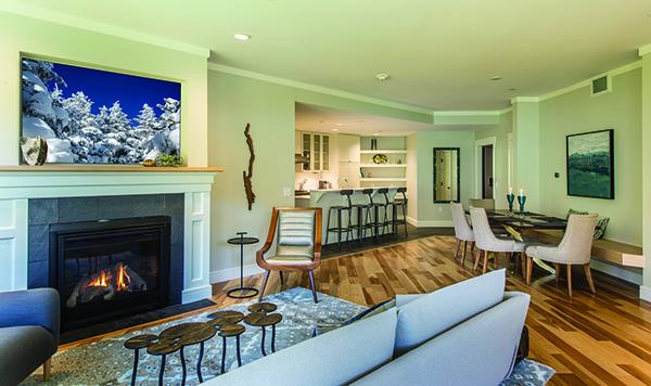Gadd Brook living room