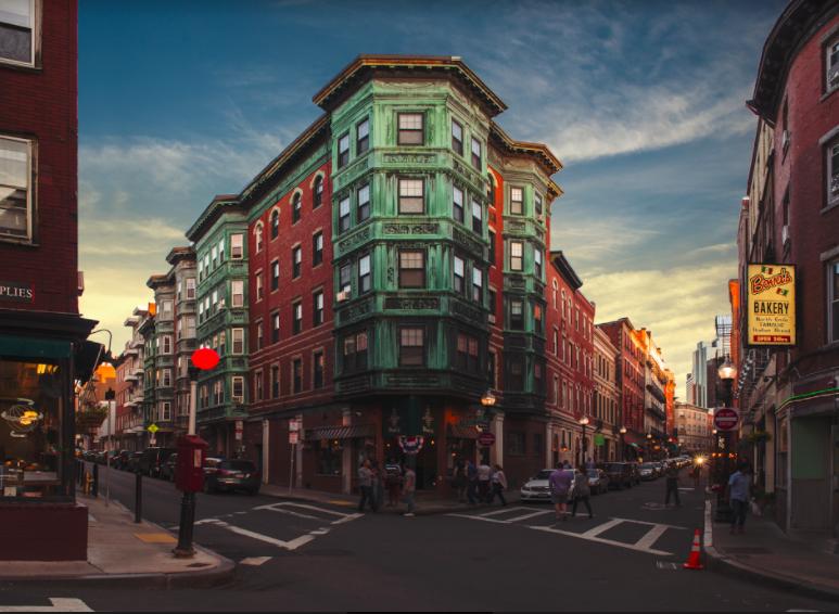 Luxury Condos In North End Luxury Apartment Buildings Boston Ma