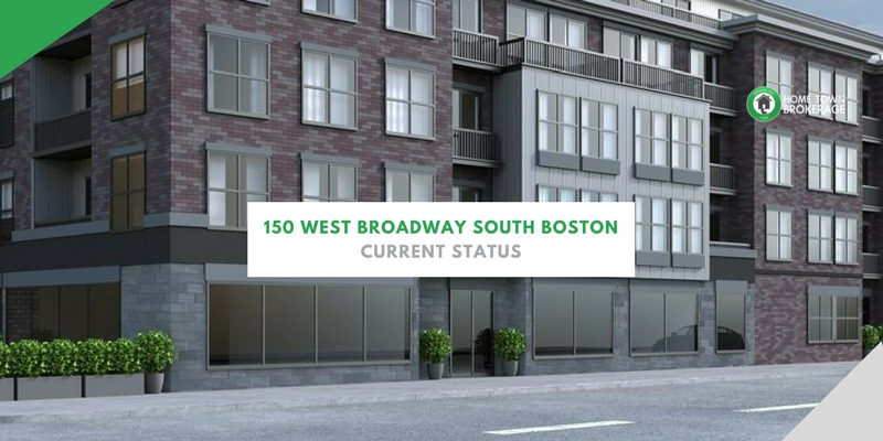 150 WEST BROADWAY SOUTH BOSTON