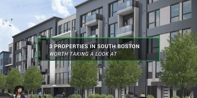 South Boston properties