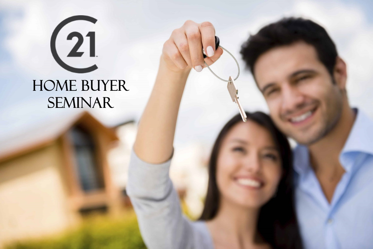 CENTURY 21 Adams KC Home Buyers Seminar
