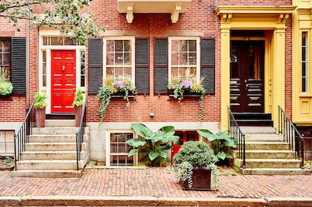 Boston Family Home