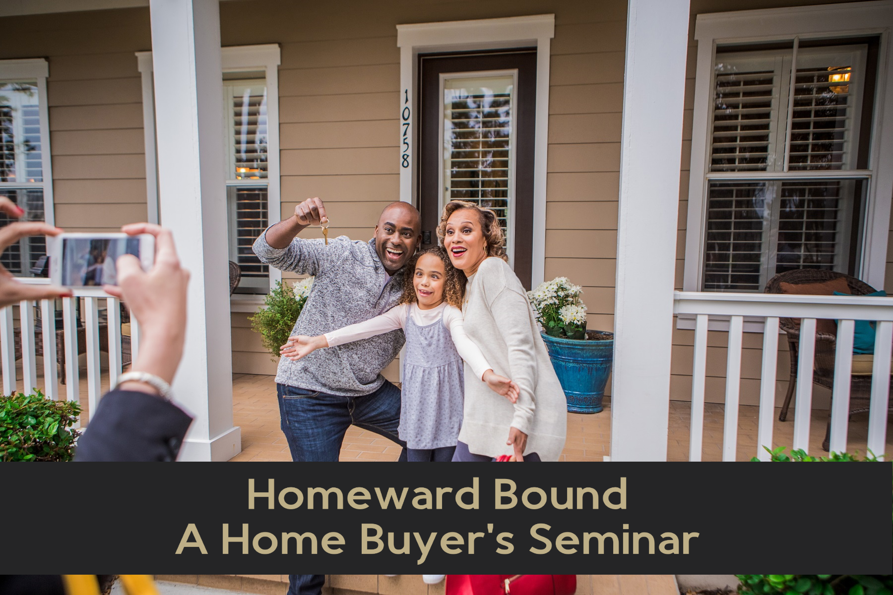 Home Buying Seminar Photo