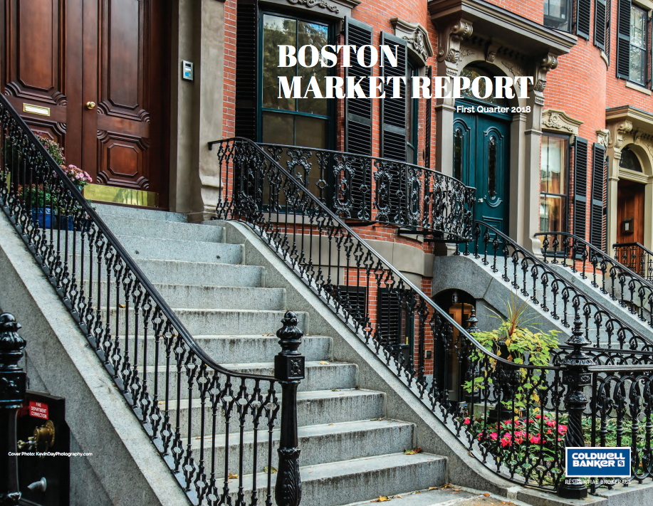 2018 Boston Market Report - First Quarter