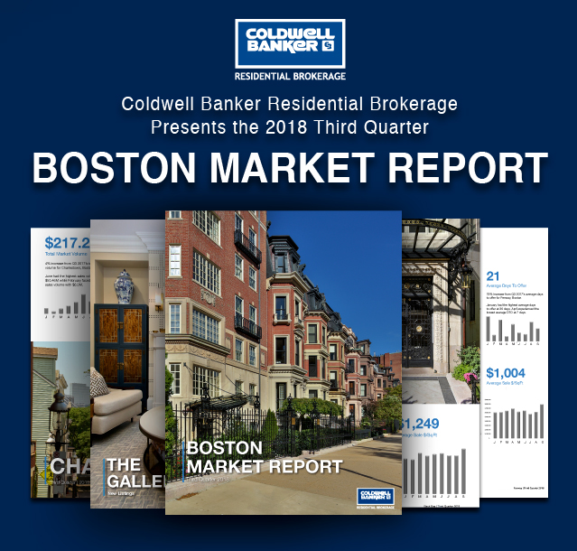 Boston Market Report Third Quarter 2018 Report