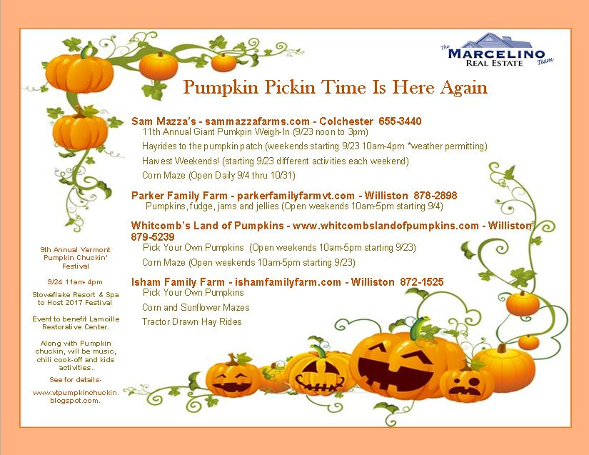 Its The Time Of Year To Go Get Your Pumpkin For Halloween