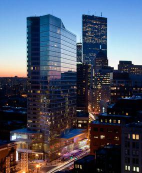 The Residences at W Boston, Midtown Condos