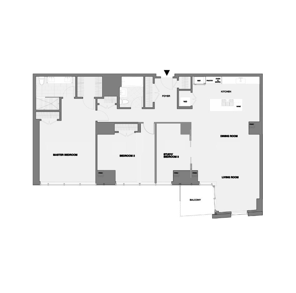 45 Province Three Bedroom