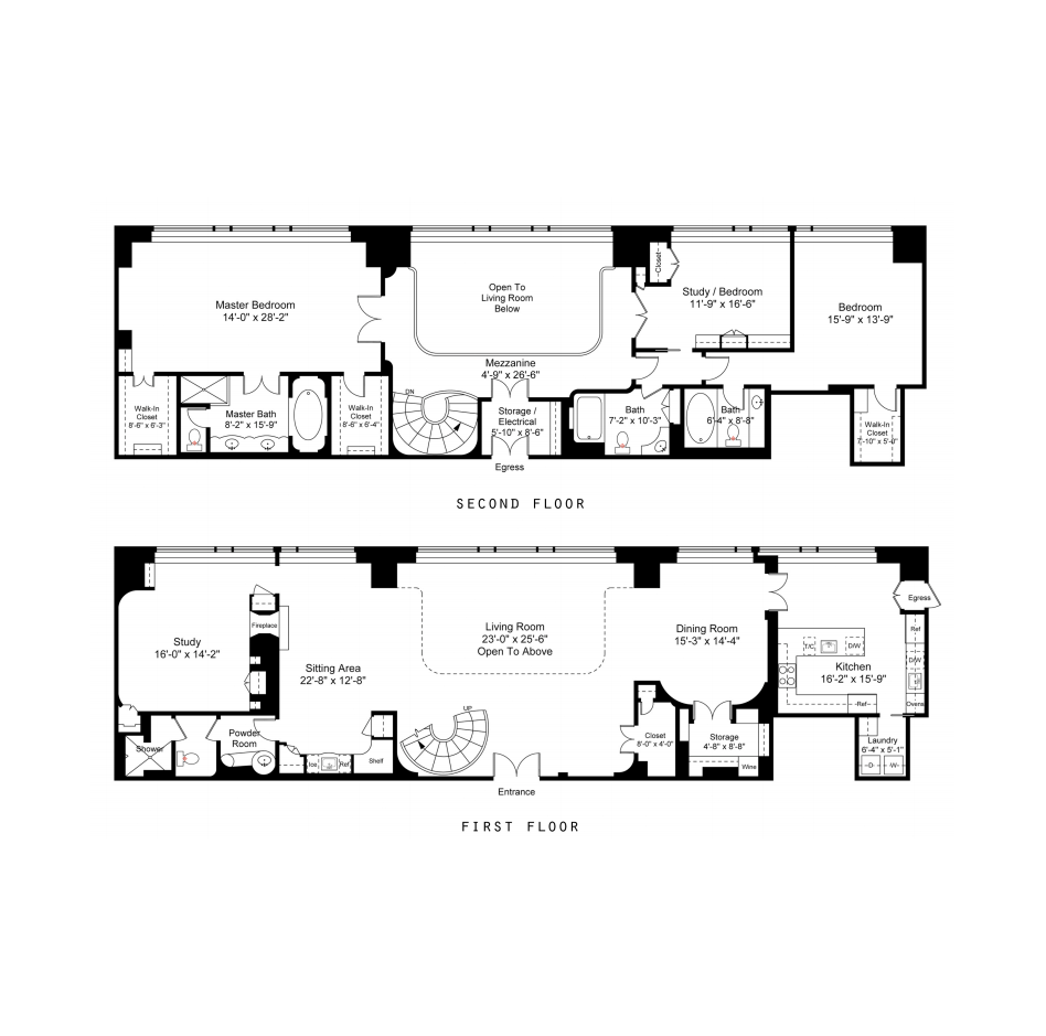 The Four Seasons Penthouse Unit 1515
