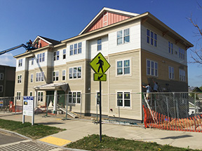 New Construction Homes at Village Hill in Northampton MA
