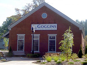 Goggins Real Estate Office in Florence MA