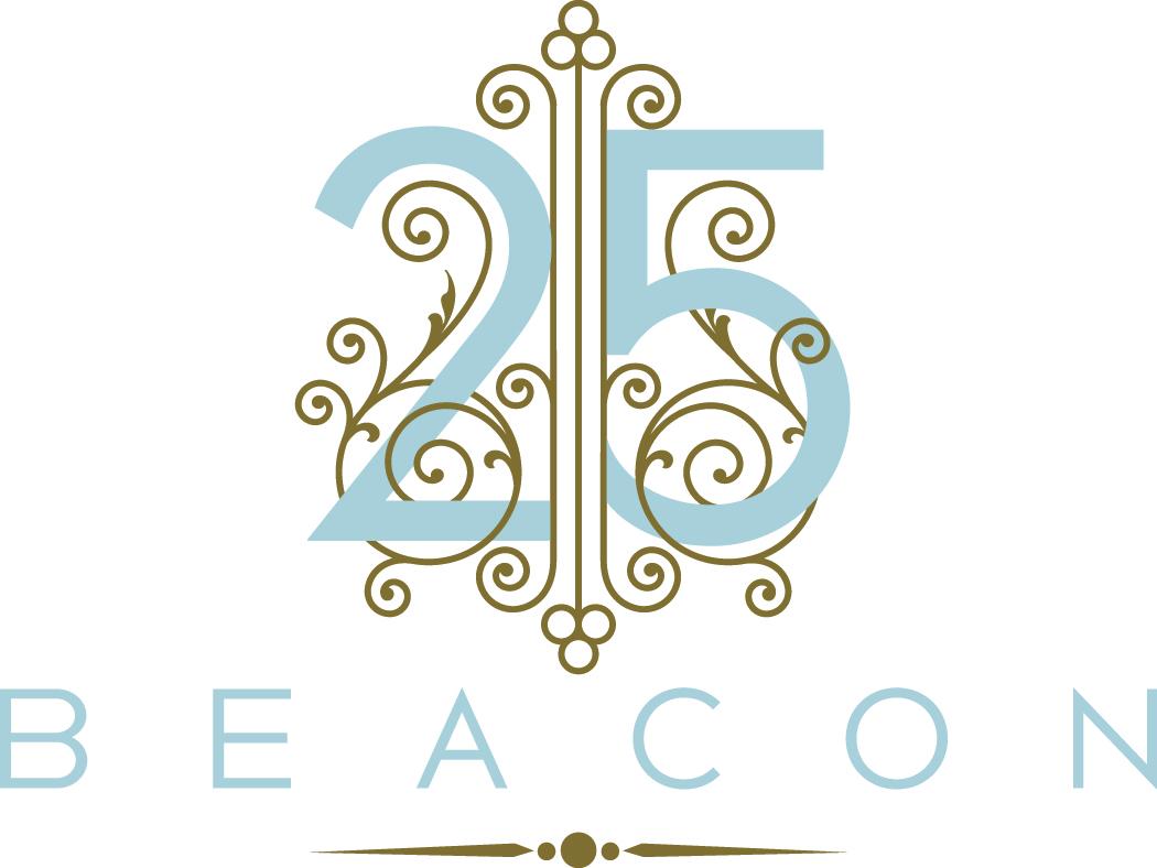 25 Beacon Logo