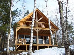 Upper Valley Vt Log Cabins Upper Valley Nh Real Estate