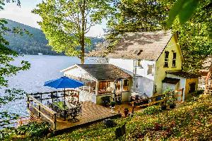 Upper Valley Waterfront Home
