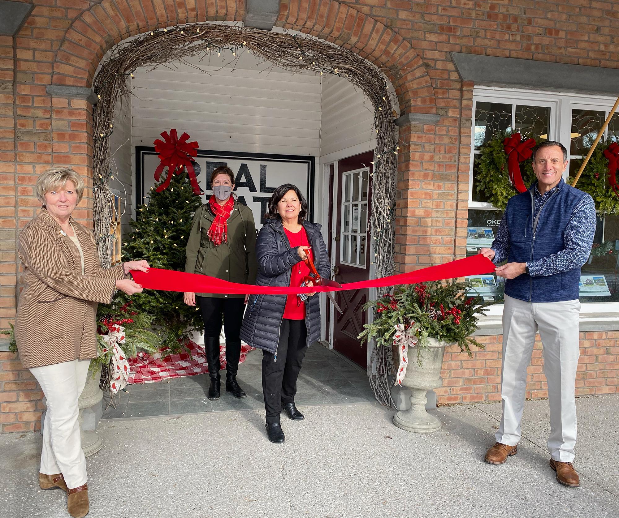 New ownership team at Mary W. Davis Realtor & Associates