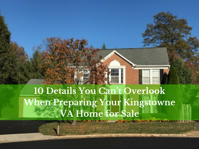 Homes for Sale in Kingstowne VA